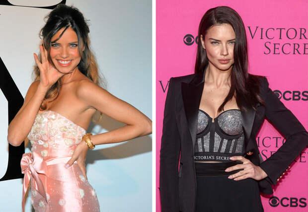 Как выглядели 20 знаменитых женщин до того, как стали иконами стиля