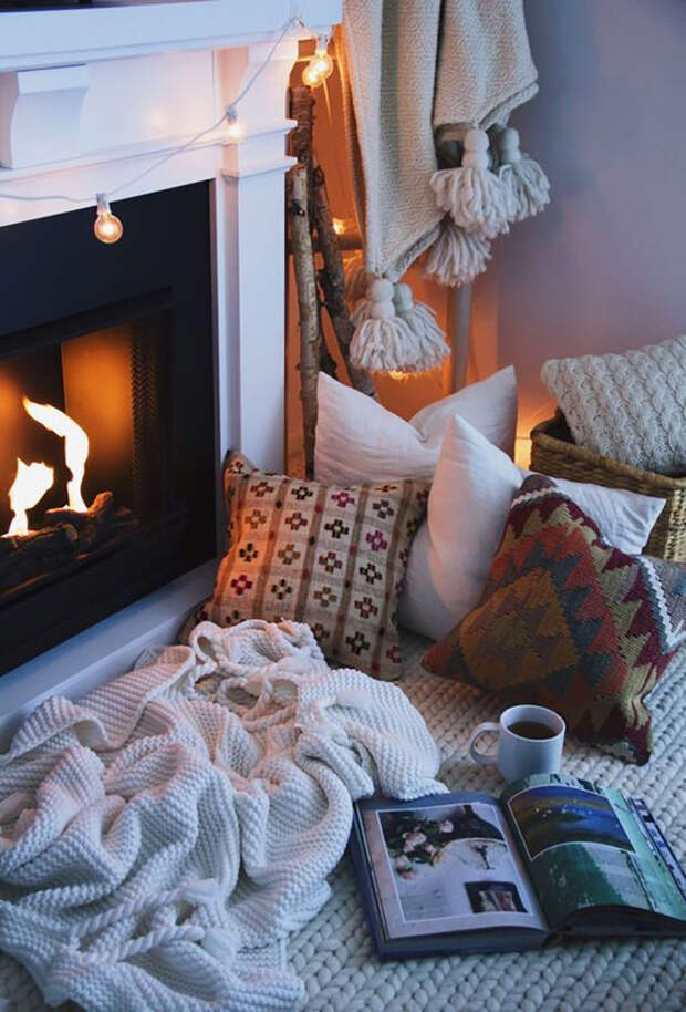Хюгге интерьер, или Как обустроить уютное счастье по-датски