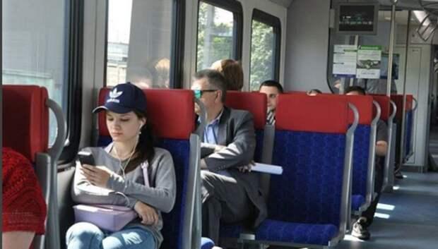 Около 90 млн пассажиров может воспользоваться первыми линиями МЦД за год