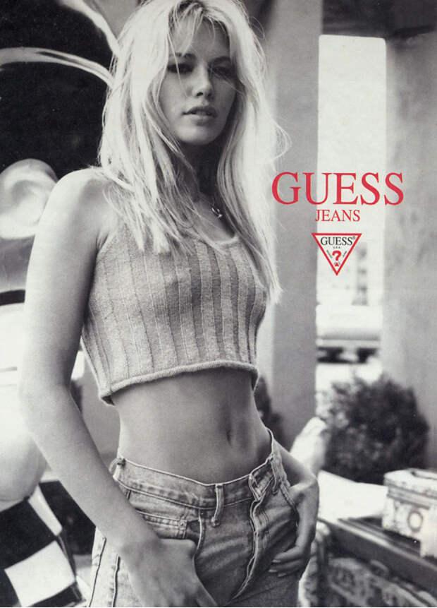 Первые красавицы 90-х, закончившие карьеру на пике фото