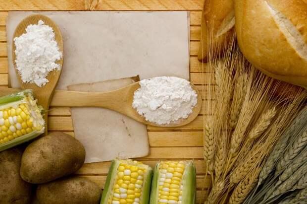 Кукурузный или картофельный? В чем отличия разных видов крахмала