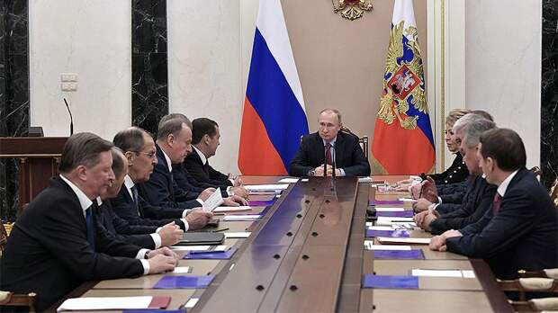 Совбез России обеспокоен сложившейся ситуацией в сирийском Идлибе