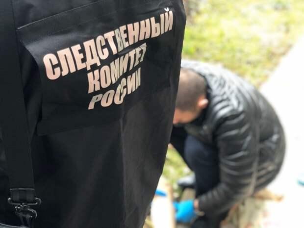 СК Петербурга проводит проверку после падения куска фасада дома на ребенка
