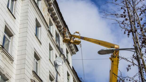 Фасады 11 домов Зеленоградского округа Москвы отремонтируют до конца года