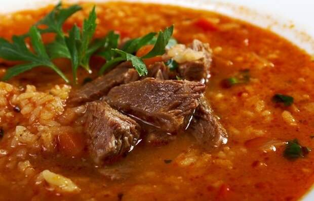 Суп харчо по старинному грузинскому рецепту: добавку требовать будут постоянно