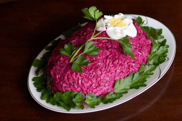Салат «Граф» — готовим к праздничному столу