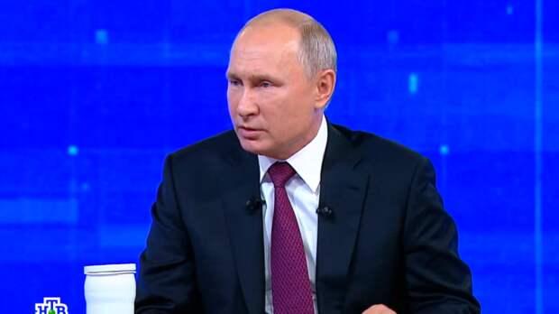 Путин доказал, что не инопланетянин
