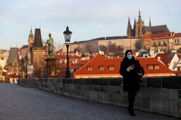 В Чехии и Швейцарии выявлен индийский штамм COVID-19