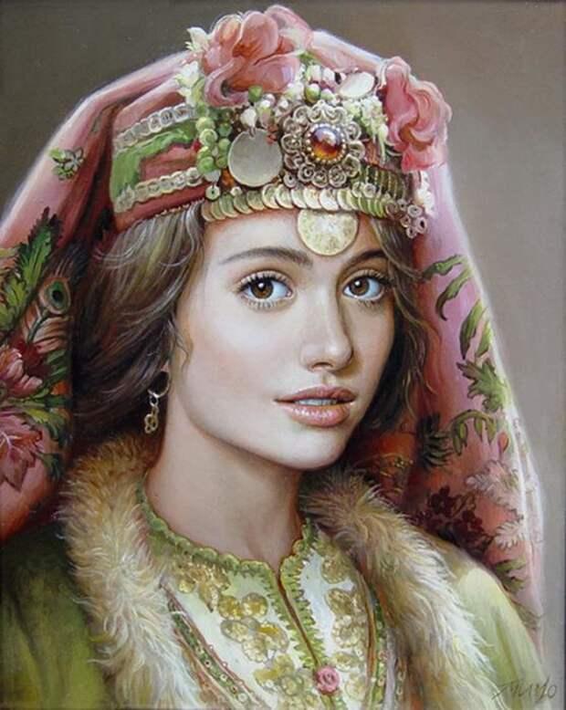 художник Мария Илиева (Maria Ilieva) картины – 13