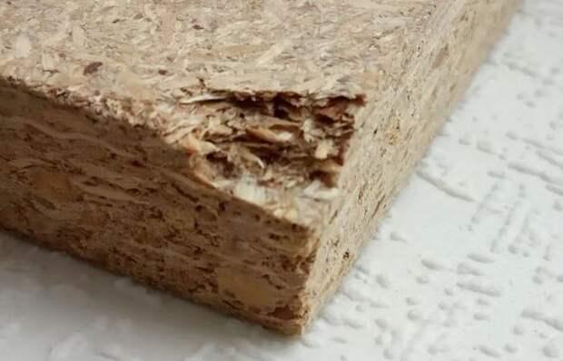 Как быстро отремонтировать «отгрызанный» угол ДСП: простой способ реставрации материала