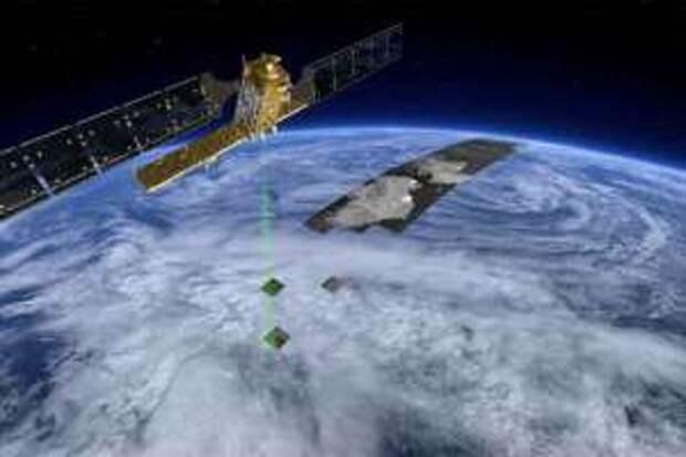 Военный спутник НАТО над территорией России подвергся атаке систем РЭБ