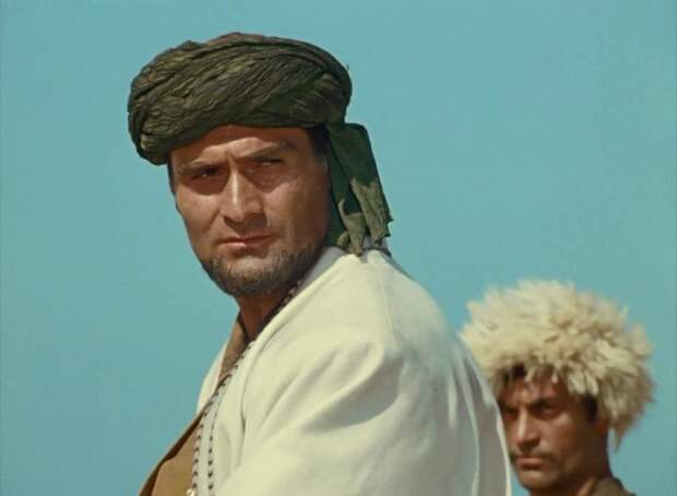 Умер актер, сыгравший Абдуллу в «Белом солнце пустыни»