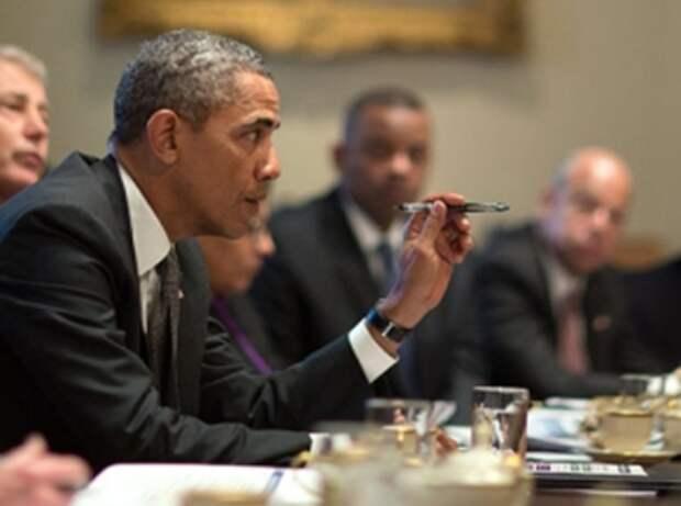Обама боится раскола с ЕС из-за новых санкций против России