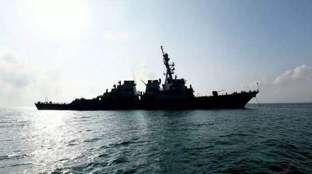 «Пора устроить братскую могилу для 300 американских трупов» - Баранец о провокациях кораблей НАТО