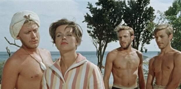Лучшие фильмы советского кино. 1963 год