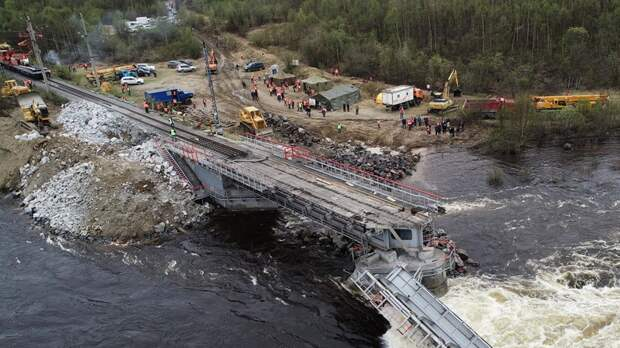 Про инфраструктуру.