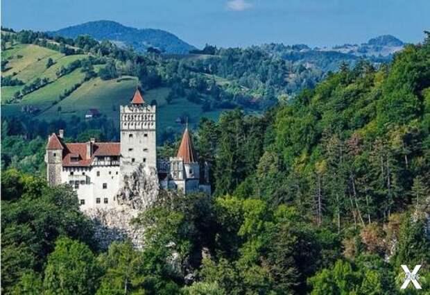 Румынский замок Бран, разрекламирован...