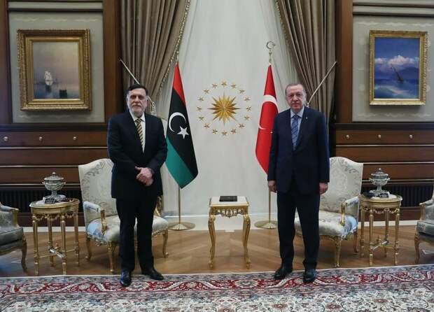 В Триполи ждут Эрдогана–покровителя