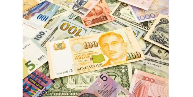 Официальные рыночные курсы инвалют на 24 февраля установил Нацбанк Казахстана