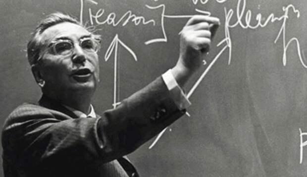 Доктор вершинной психологии Виктор Франкл о смысле жизни