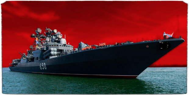 Практически крейсер: Северный флот получит свой самый мощный корабль после модернизации.