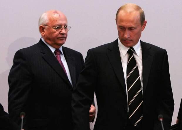 Путин исправил почти всё, что наворотил Горбачёв – Муждабаев в бешенстве