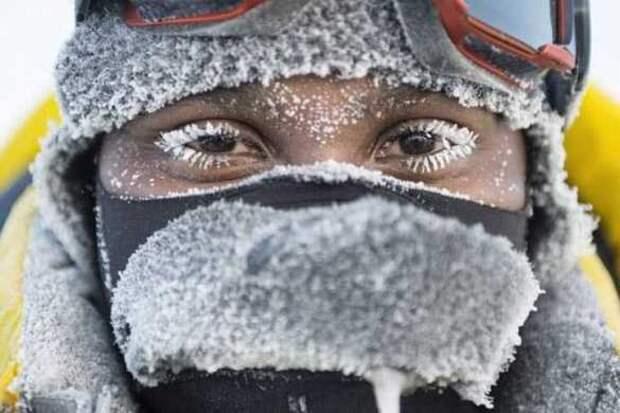 Навигатор завёл магаданцев в западню лютых морозов: выжил только один