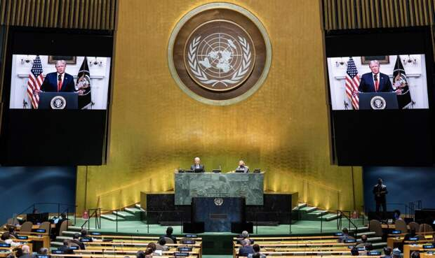 Перераспределение в пользу Генеральной Ассамблеи полномочий Совета Безопасности ООН недопустимо