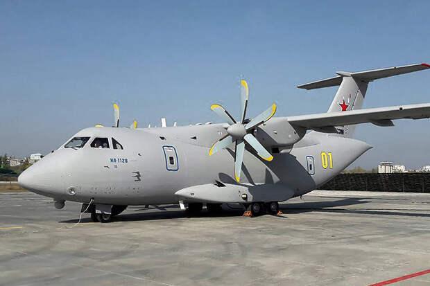 Поставки серийных Ил-112В начнутся в 2023 году