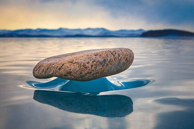 Феномен «дзен-камней» на Байкале объяснили физики