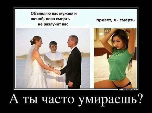 Разговаpивают две подpуги: - Какое на тебе чудесное платье!..