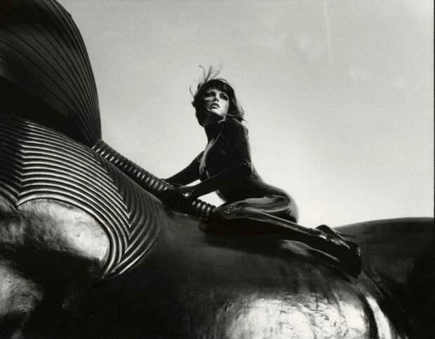 Британский ответ Хельмуту Ньютону: прекрасные ичувственные фотографии Боба Карлоса Кларка