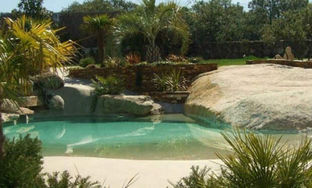 Песчаный бассейн