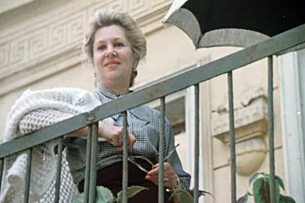 Великолепная Инна Ульянова