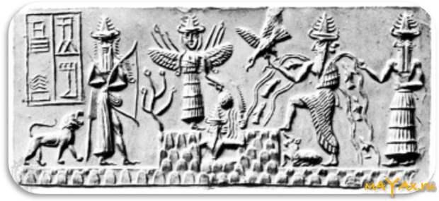 Боги древнего Вавилона