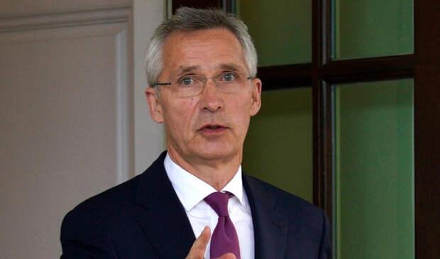 Столтенберг предлагает РФ и КНР решать в Афганистане проблемы, оставшиеся после ухода НАТО