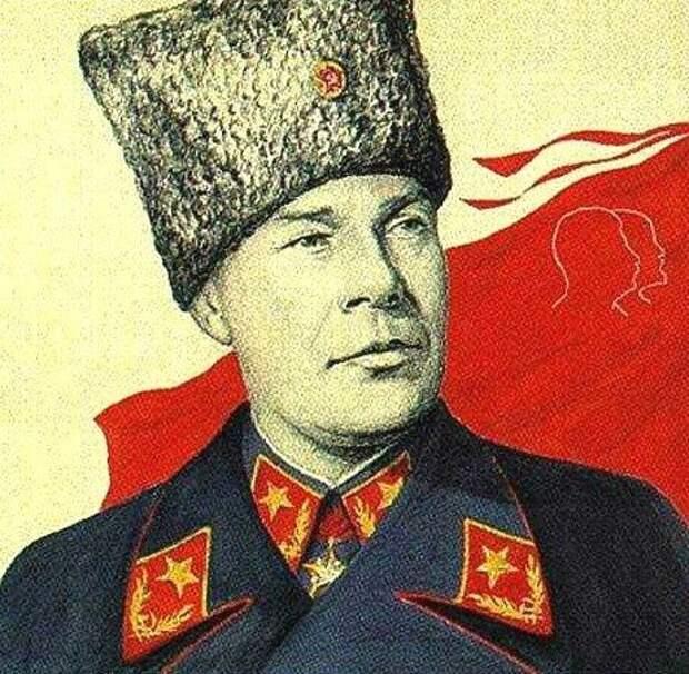 Как Тимошенко не дал Ворошилову убить Малиновского и спас 250 генералов