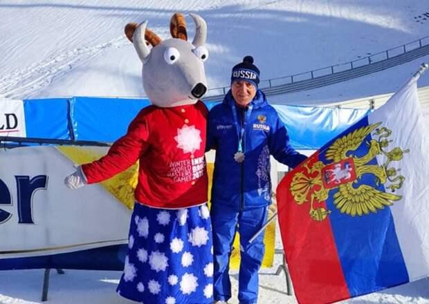 «Утром встал, кашки поел, лыжи взял»: как нижегородские ветераны отметили День зимних видов спорта