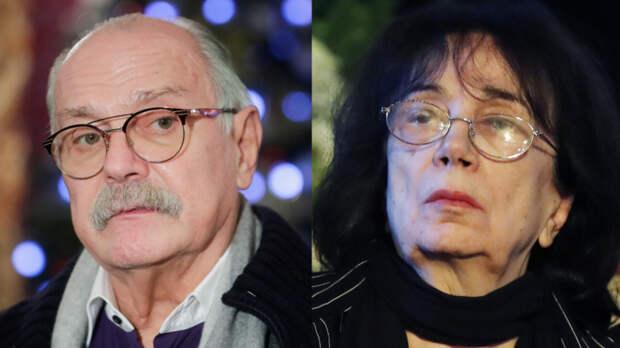 Вдова Баталова отказалась от помощи Михалкова