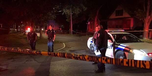 Массовая стрельба в США: 14 пострадавших, 2 погибших (Видео) - ТЕЛЕГРАФ