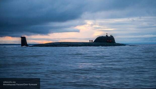 Россия и НАТО испытывают друг друга: Daily Express – как подлодки Запада следят за ВМФ РФ
