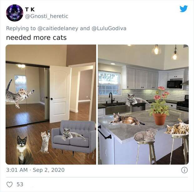 В США женщина неудачно использовала фотошоп для рекламы квартиры и получила немало забавных ответов