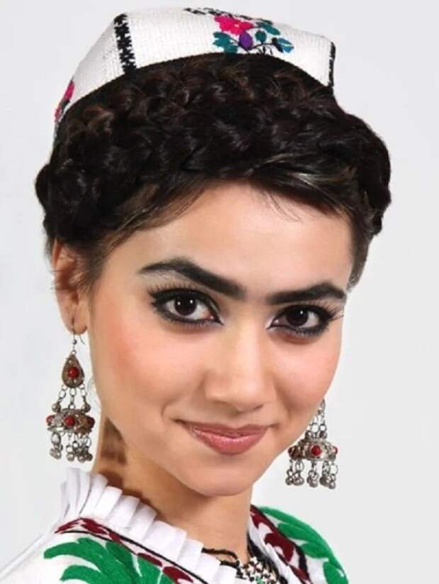 Безумно красивые таджикские девушки которые заставят сердце биться чаще