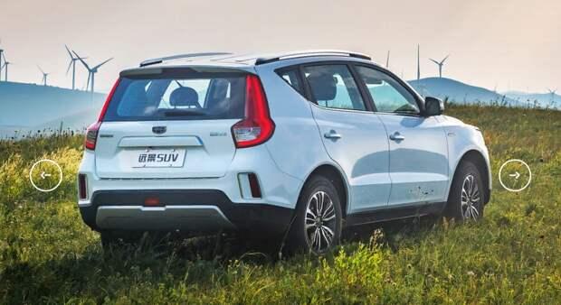 Обновлённый Geely Emgrand X7 наконец-то собрался в РФ: кросс может лишиться топового мотора