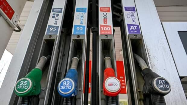 Российским водителям рассказали о перспективах цен на бензин