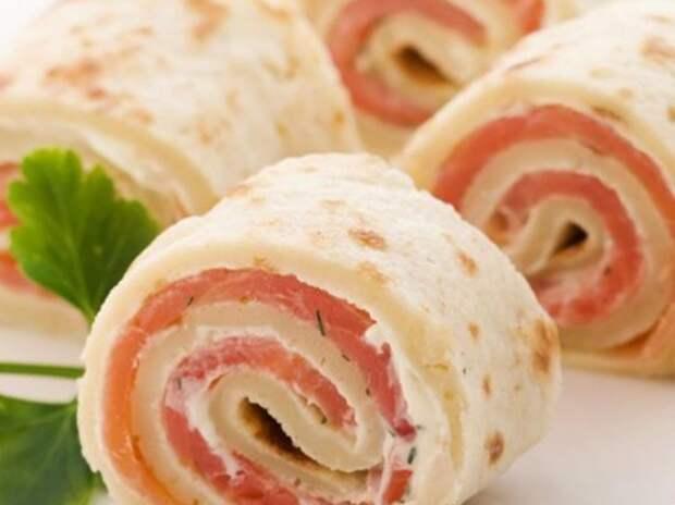 10 шикарных закусок всего из трех ингредиентов