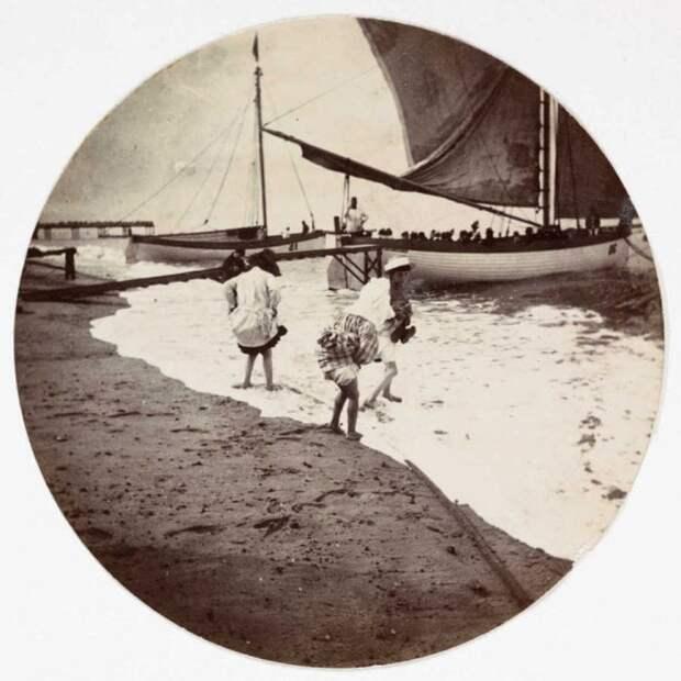 Самые первые фотографии в истории история, космос, люди, фотография