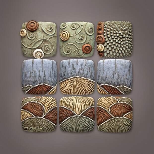керамика художник Chris Gryder - 08