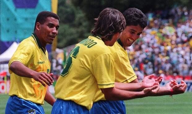Бебето - нападающий сборной Бразилии