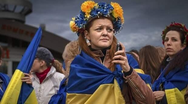 Опрос: Большинство украинцев считают, что ихстрана идет «нетуда»